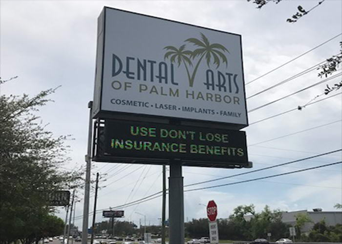 In Zephyrhills, International Sign is ready to help you with your outdoor commercial signs needs or requirements. International Sign specializes in the design, manufacture, installation of Signs in all of Pasco county, International Sign is ready to serve your sign company needs. Here to serve you International Sign does business in Zephyrhills in Pasco county FL. Area codes we service include the  area code and the 